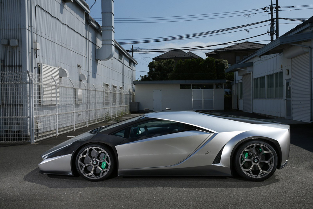 1,5 million de dollars pour changer son Aventador en Kode 0