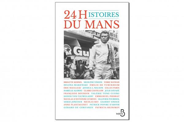 Livre 24 histoires du mans actualit automobile - Salon du livre le mans ...