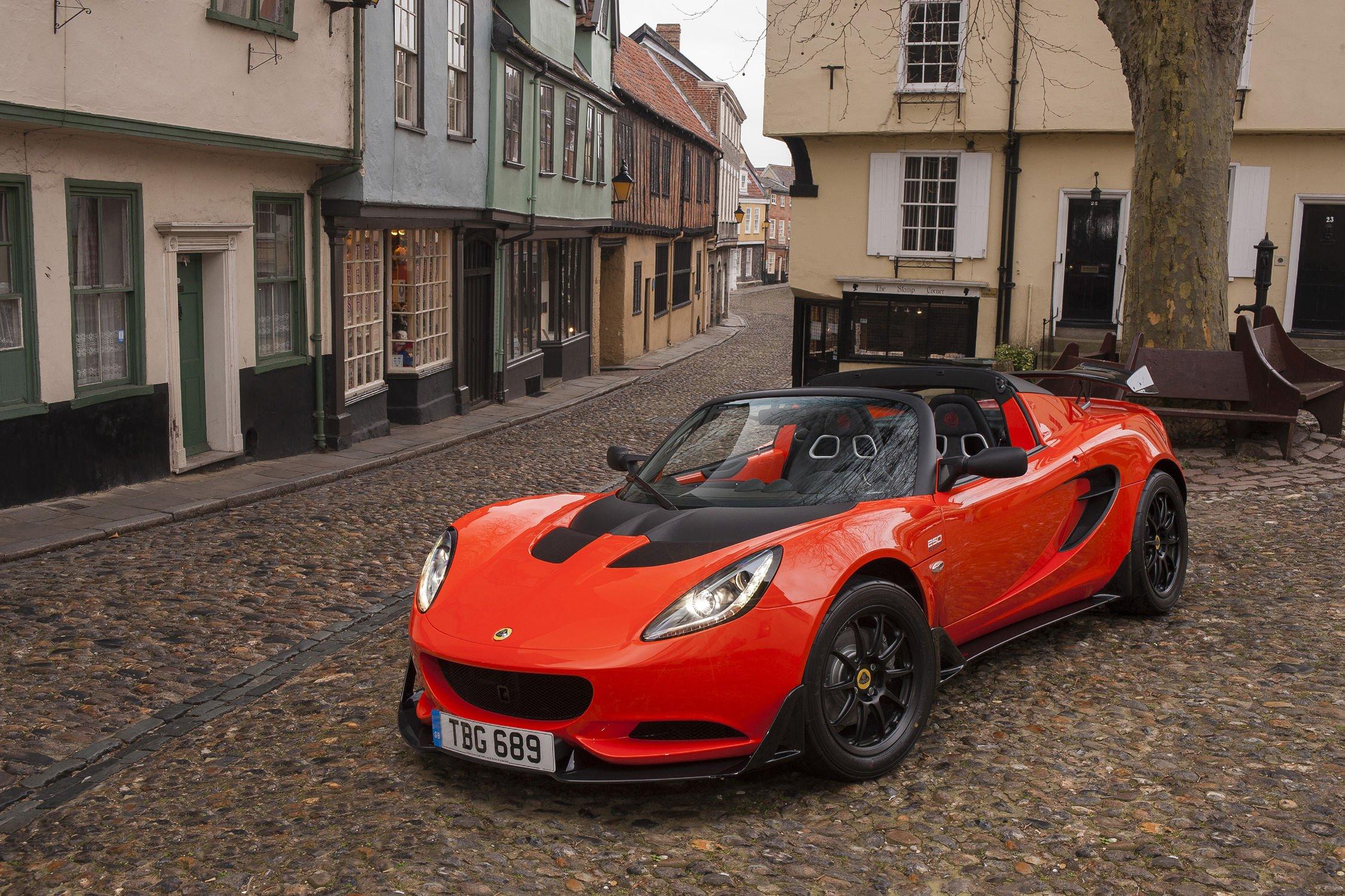 La nouvelle Lotus Elise arrivera en 2020 - actualité ...