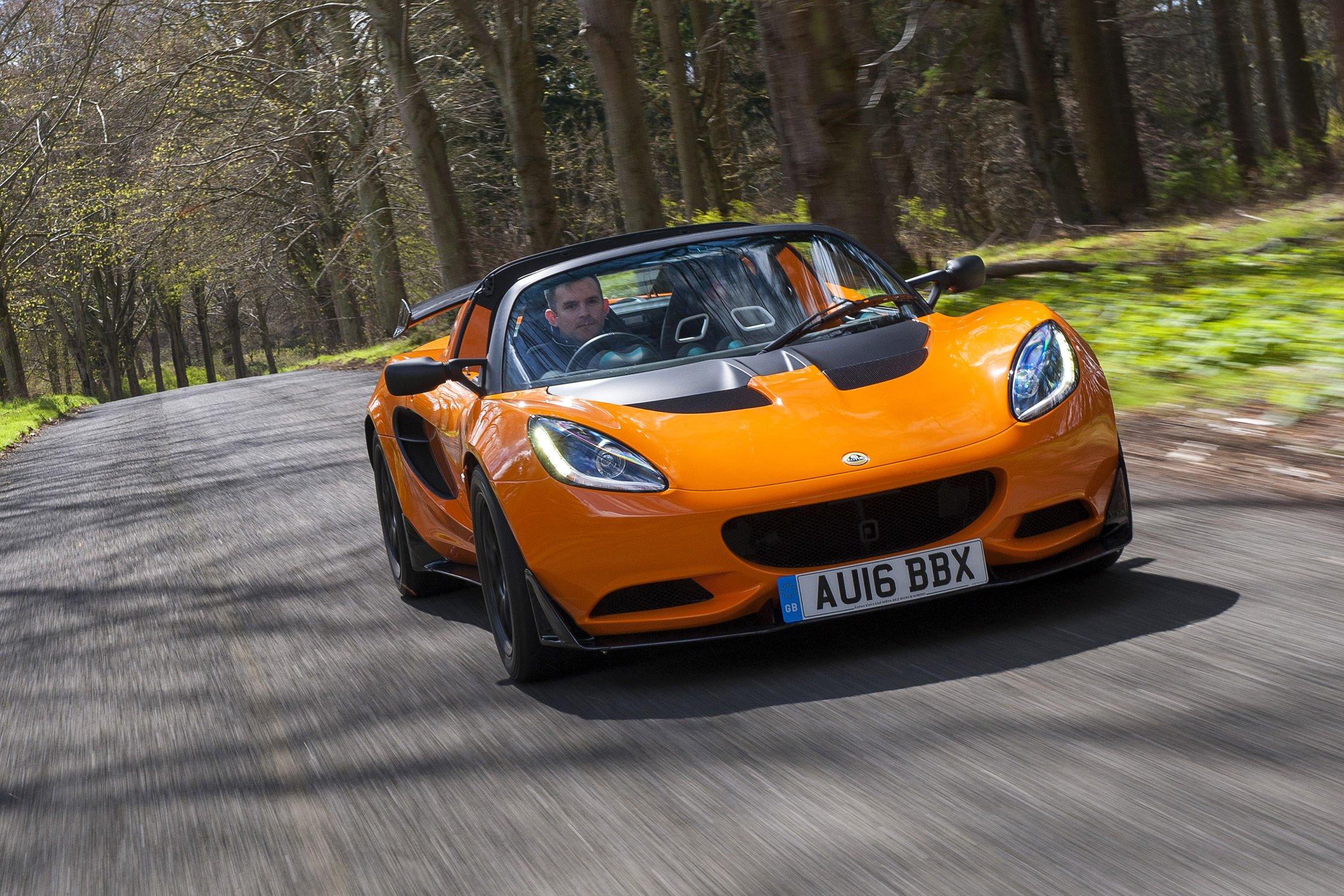 La Nouvelle Lotus Elise Arrivera En 2020 Actualite Automobile
