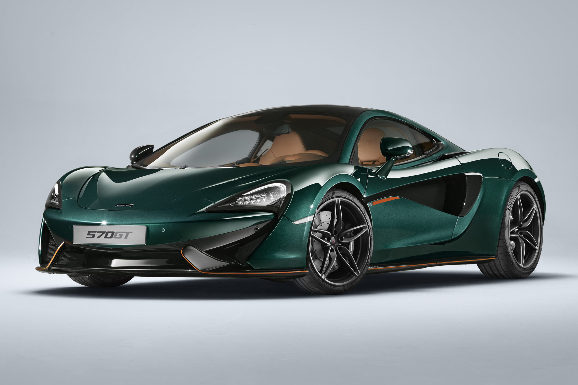 MSO McLaren 570GT XP Green