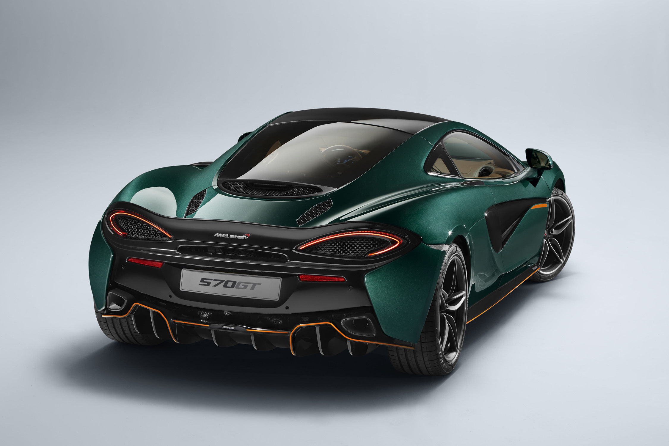 Collection McLaren 570GT par MSO