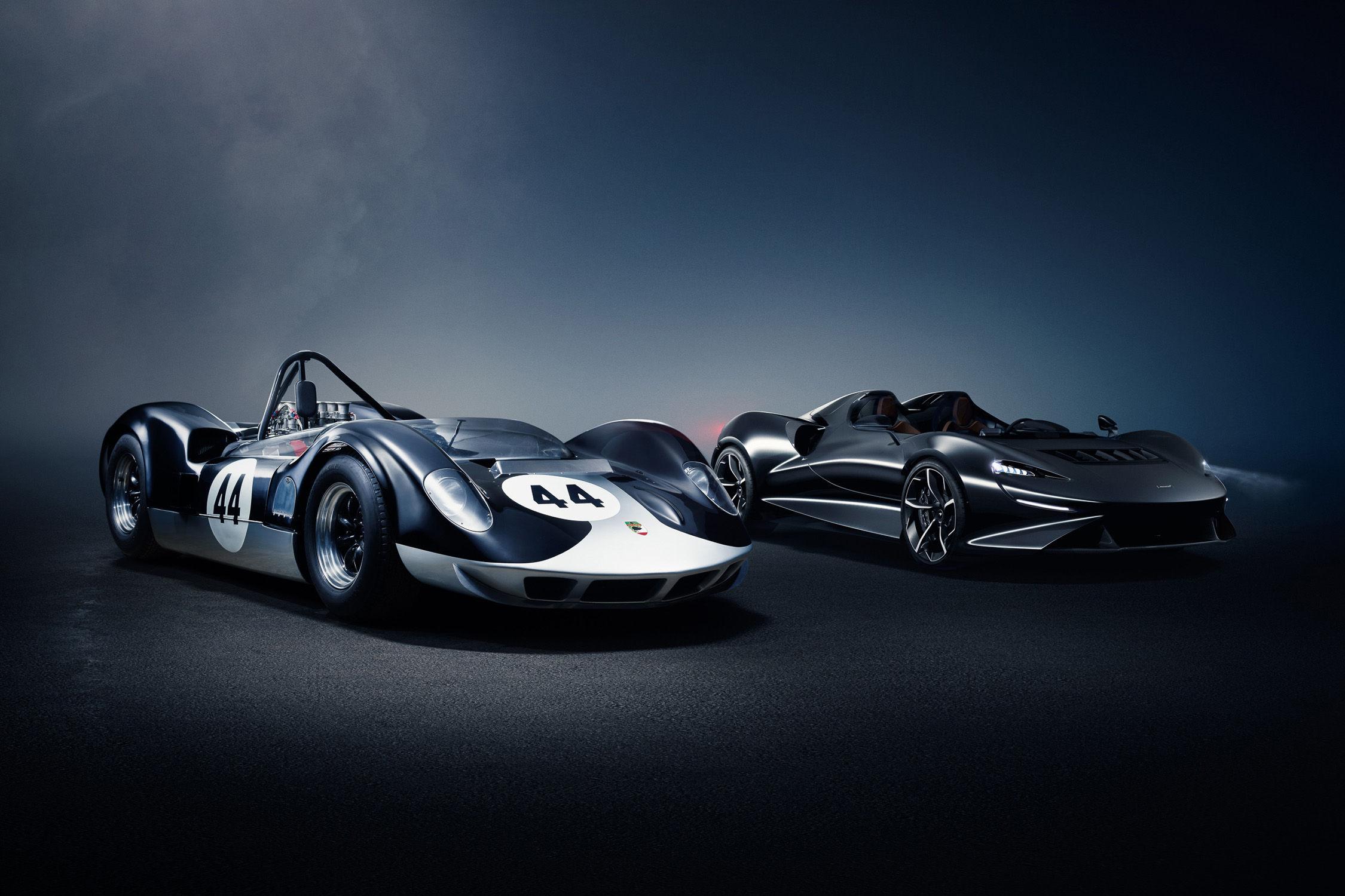 La barchetta des temps modernes — McLaren Elva