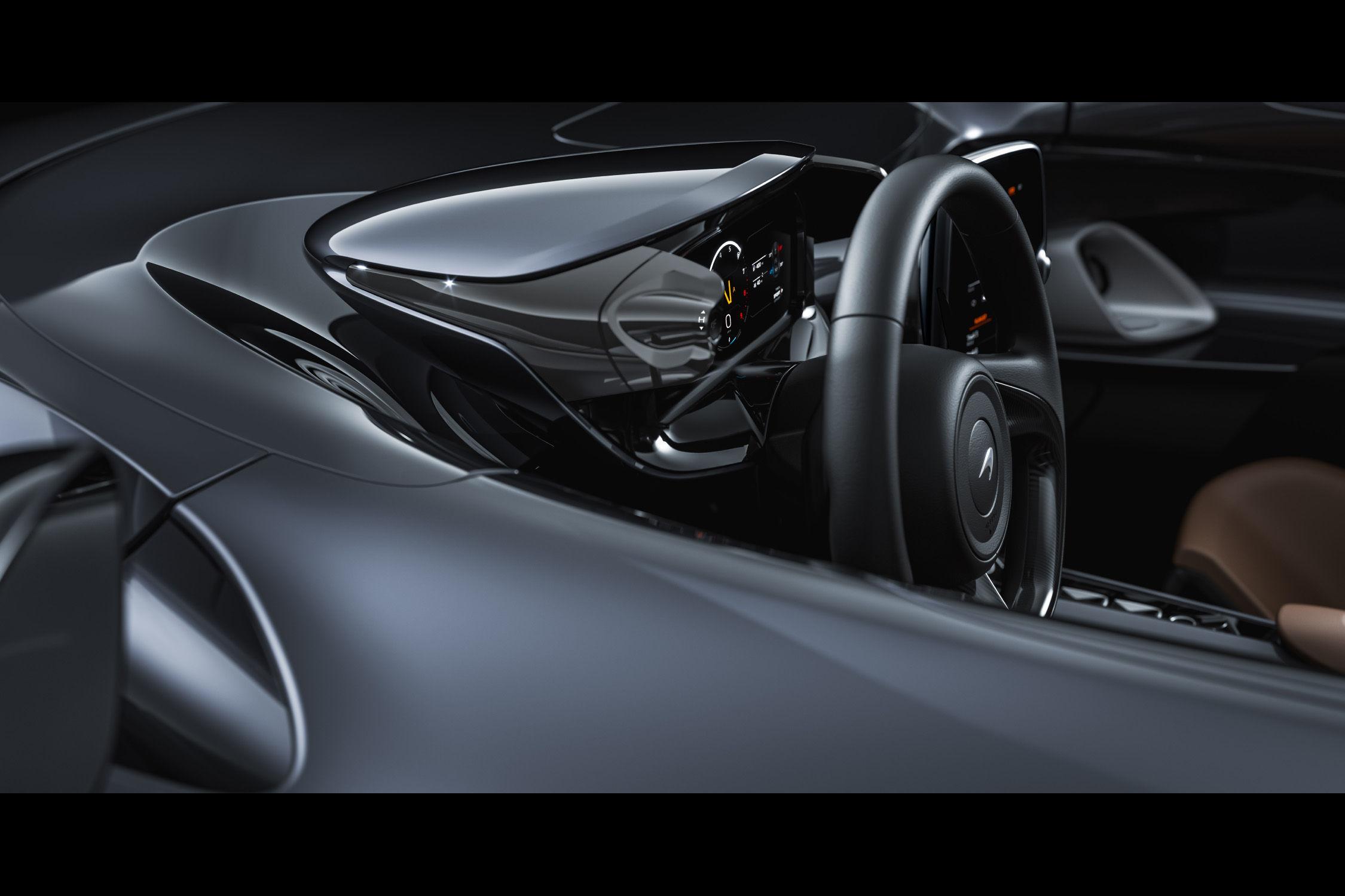 McLaren présente la nouvelle Elva