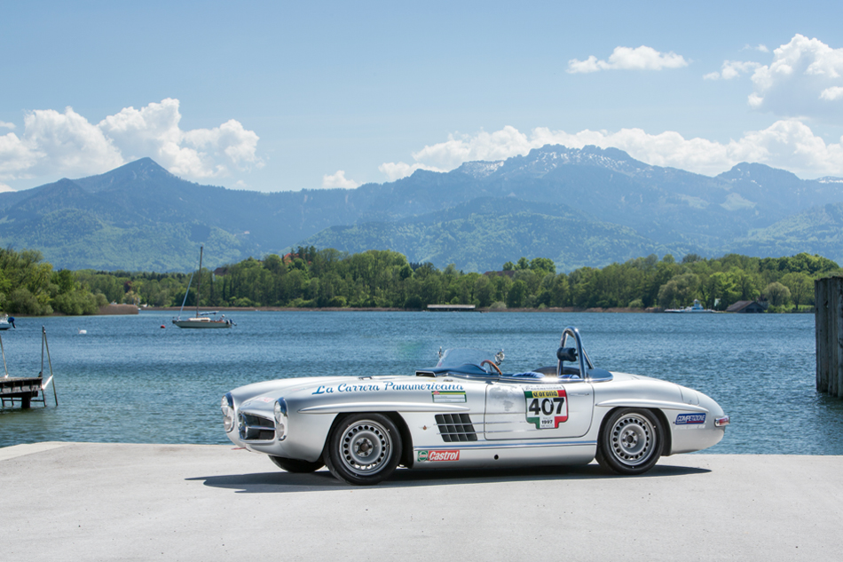 Bonhams Mercedes 300 Sls Competition Roadster 1957