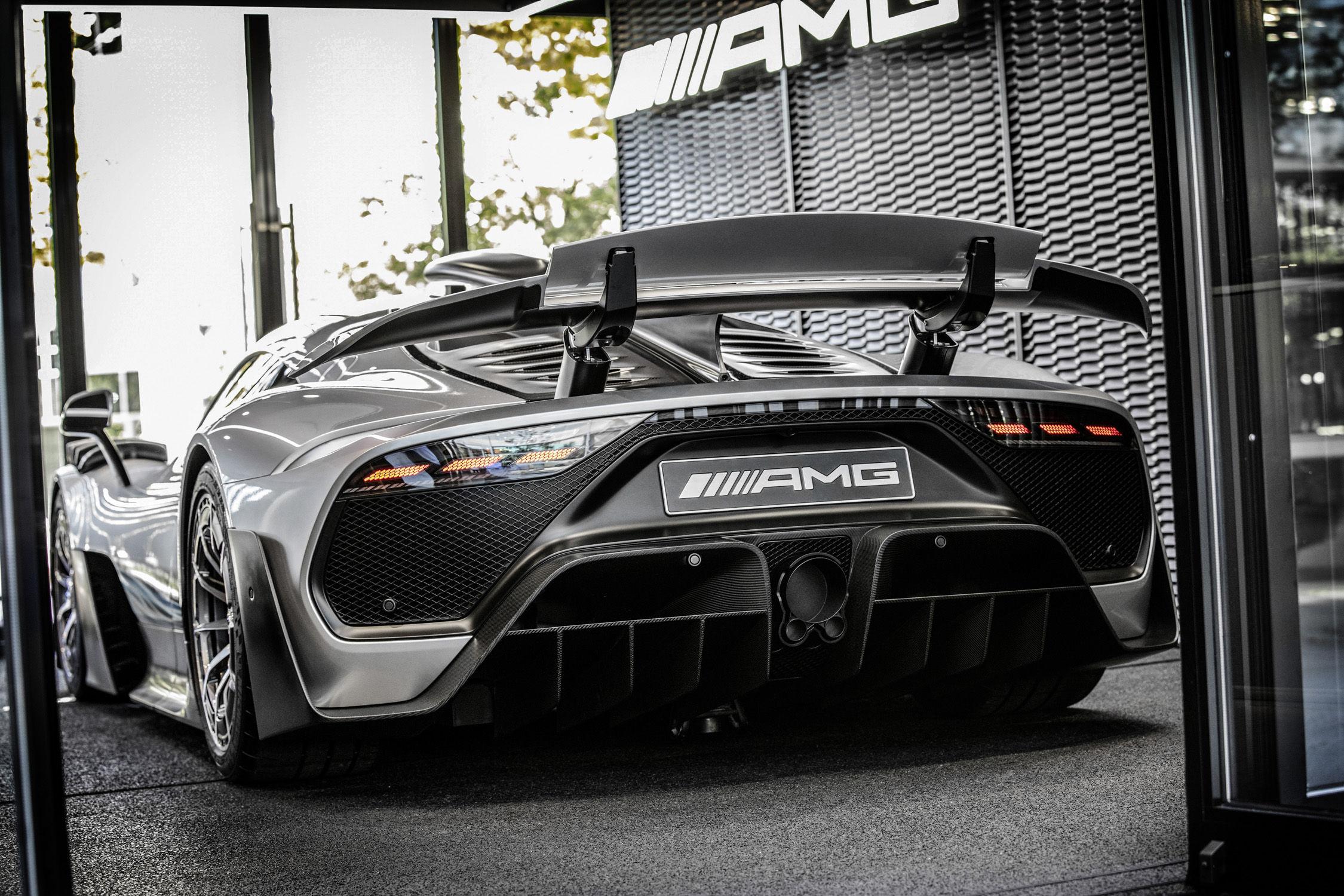 La Mercedes-AMG Project One change de nom - actualité ...