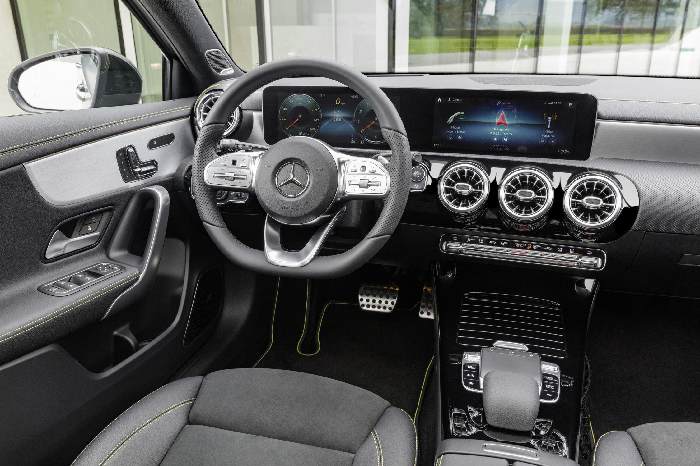 Nouvelle Mercedes Classe A Actualite Automobile Motorlegend