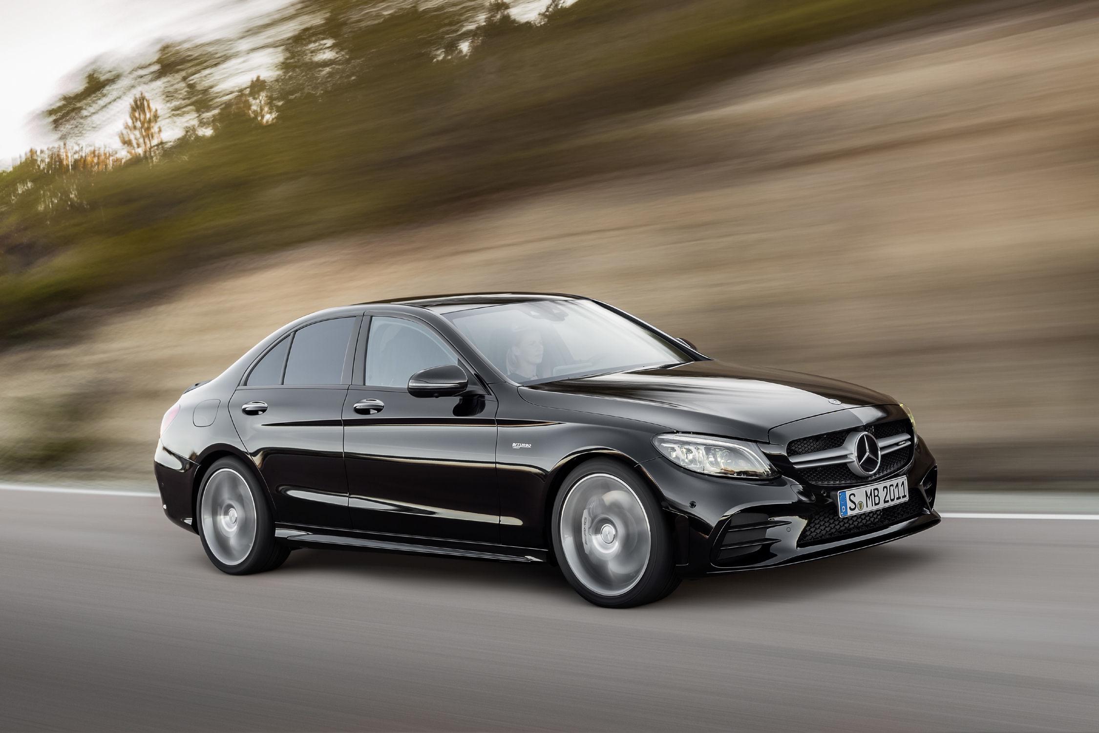 Dernier teaser pour la Mercedes-AMG GT à quatre portes