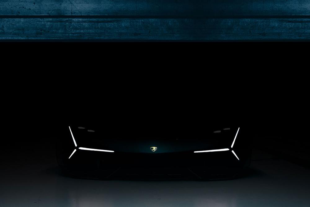 Nouveau concept en approche chez Lamborghini
