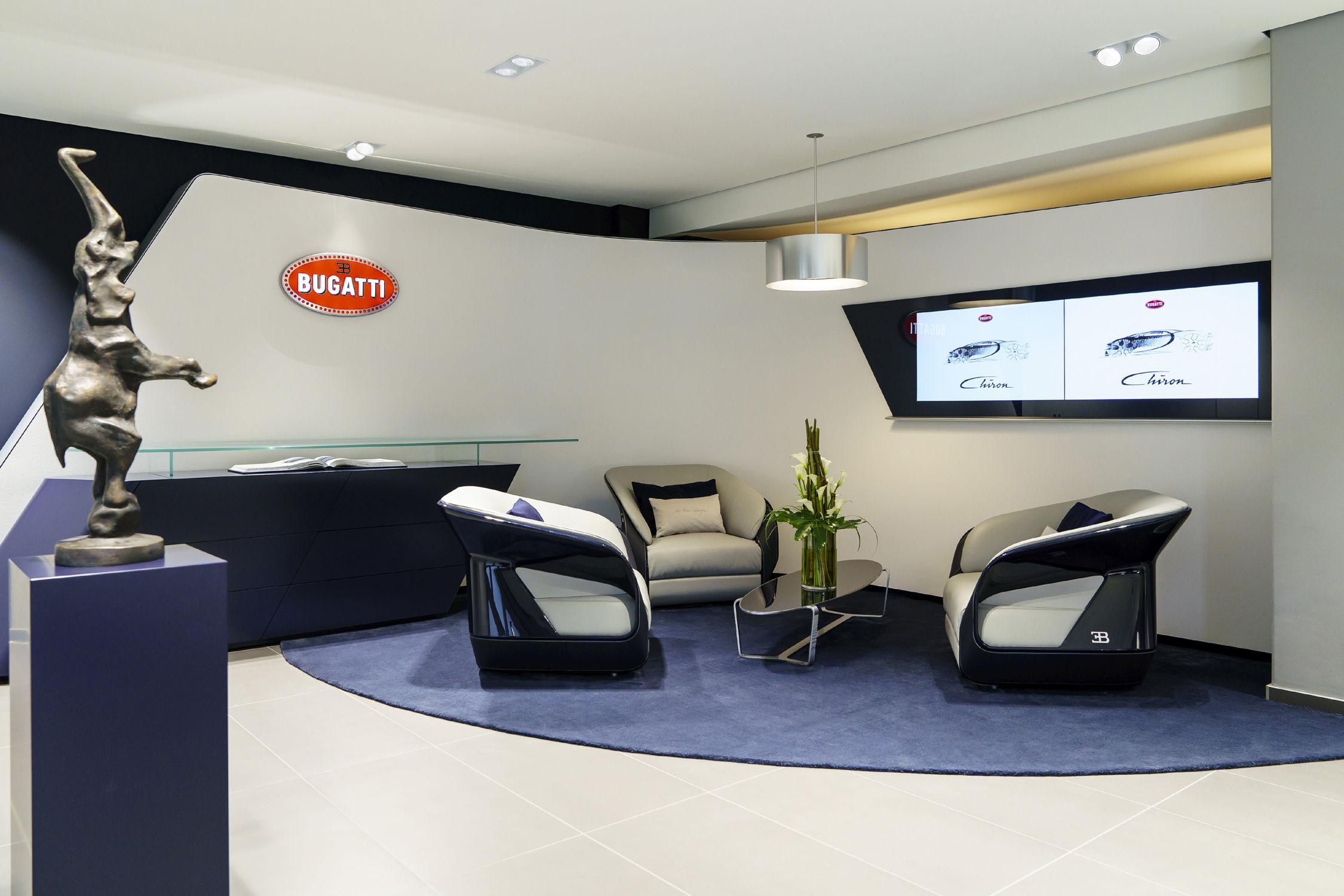 Bugatti ouvre un nouveau showroom hambourg actualit - The showroom hamburg ...