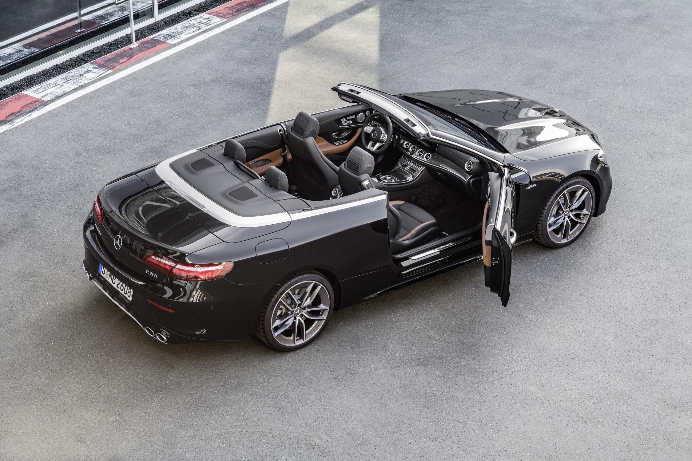 nouvelle gamme hybride mercedes amg 53 actualit. Black Bedroom Furniture Sets. Home Design Ideas