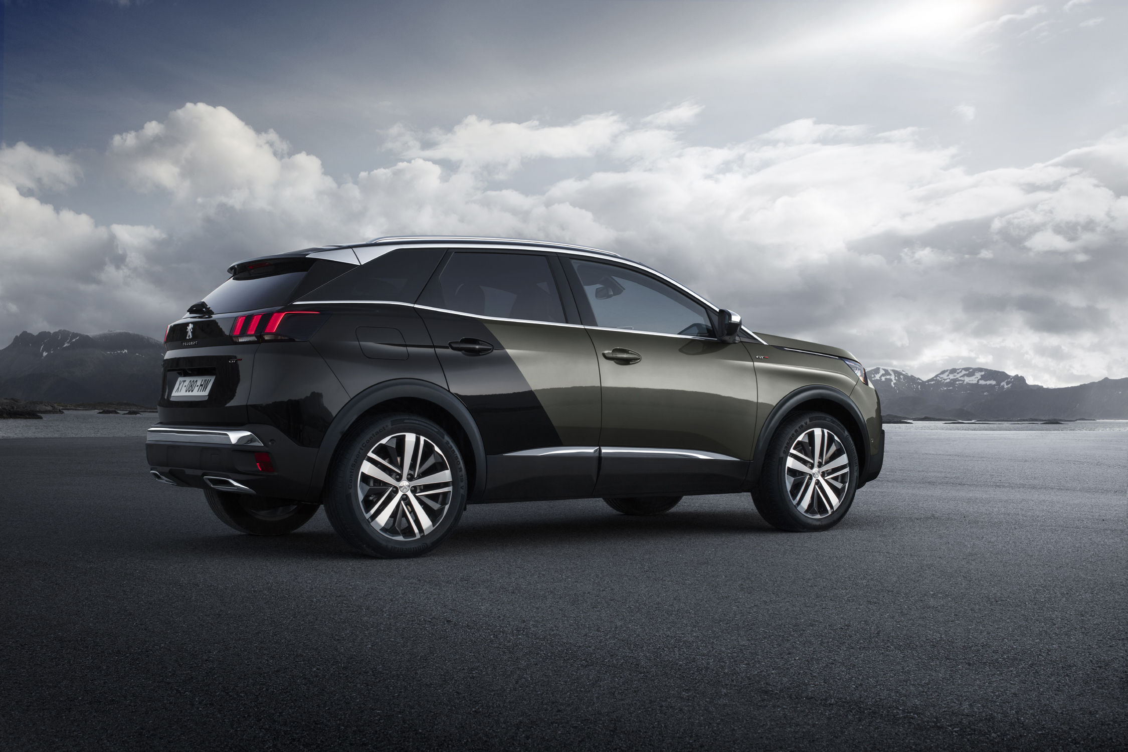 peugeot 3008 gt la sportivit en plus actualit. Black Bedroom Furniture Sets. Home Design Ideas