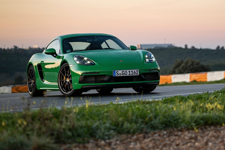 Porsche étend son offre PDK sur les modèles 718