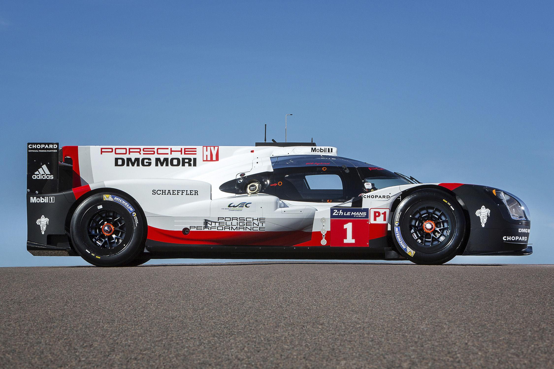 WEC : Porsche 919 Hybrid 2017 - actualité automobile - Motorlegend