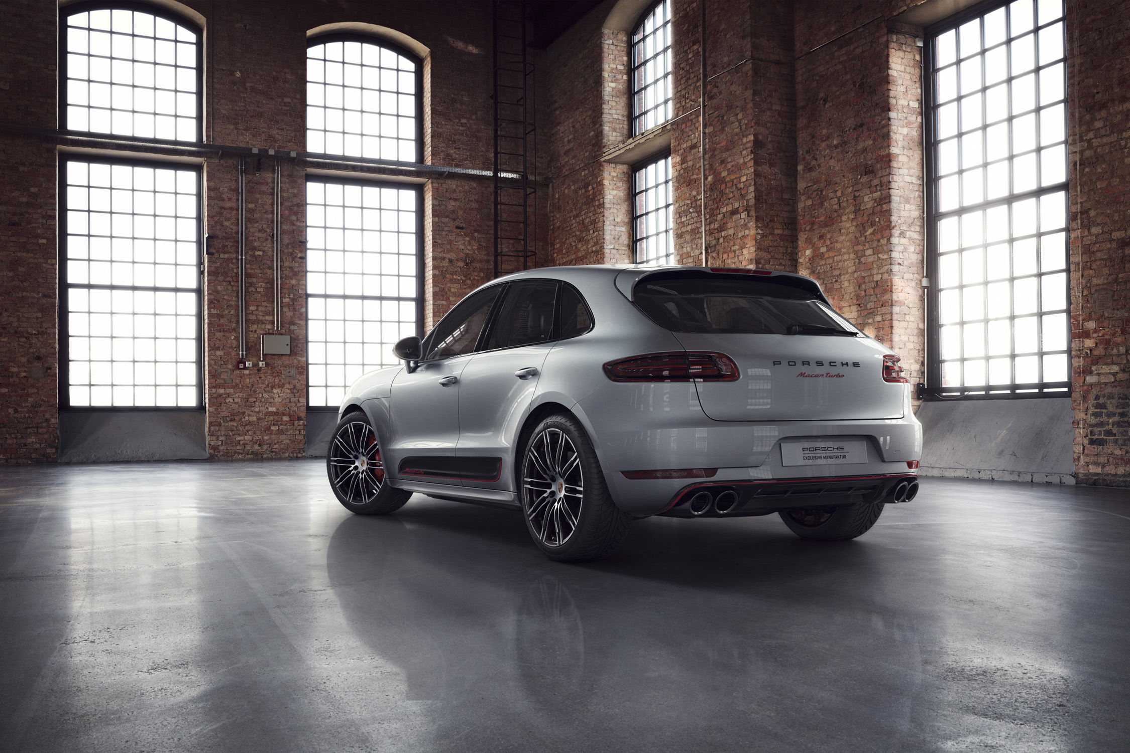 Porsche lance le Macan Turbo Exclusive Performance Edition