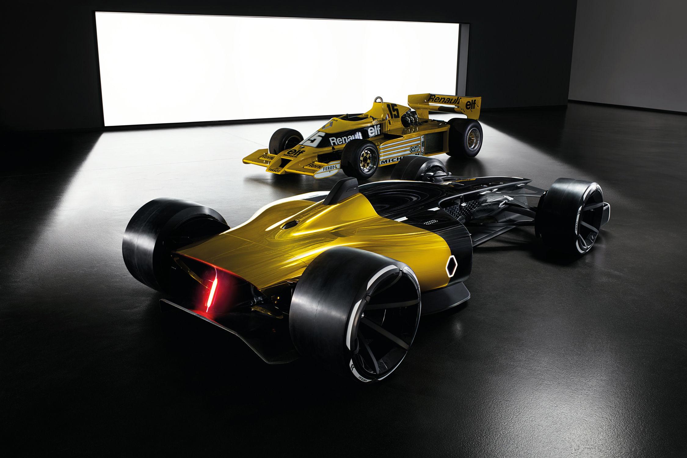 F1 du futur: Renault veut recréer du lien avec les spectateurs