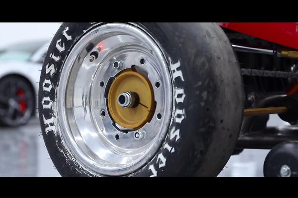Une nouvelle tondeuse de course... bientôt en piste — Lifestyle / Honda