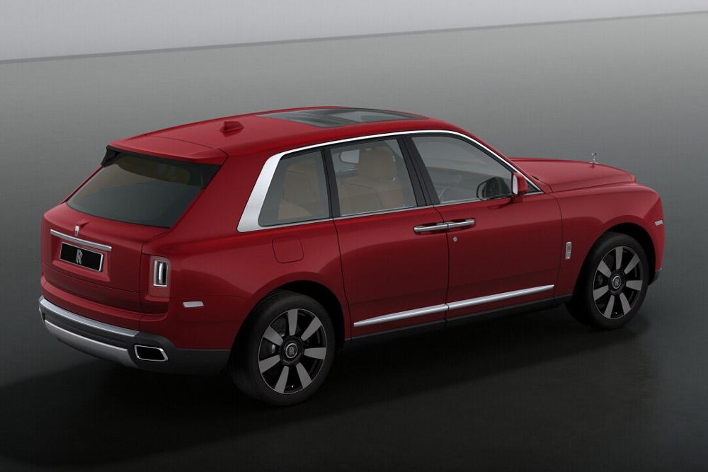 configurez votre rolls royce cullinan actualit automobile motorlegend. Black Bedroom Furniture Sets. Home Design Ideas