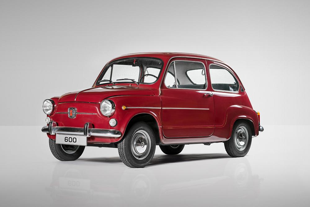 La SEAT 600 à l'honneur au prochain Salon de Barcelone