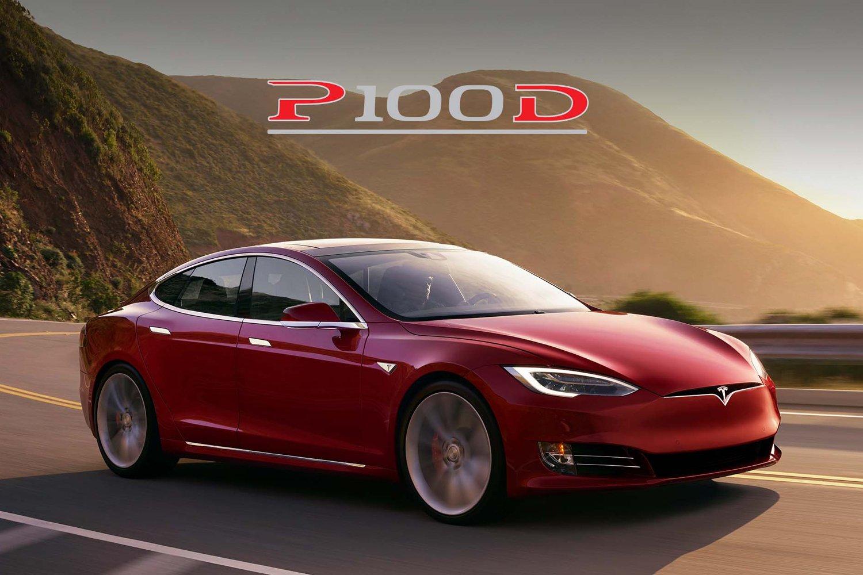 Tesla Model S P100D : Des performances améliorées !