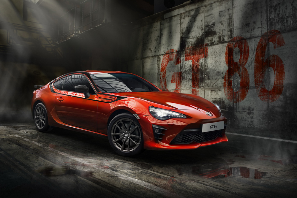 dition limit e toyota gt86 tiger actualit automobile motorlegend. Black Bedroom Furniture Sets. Home Design Ideas