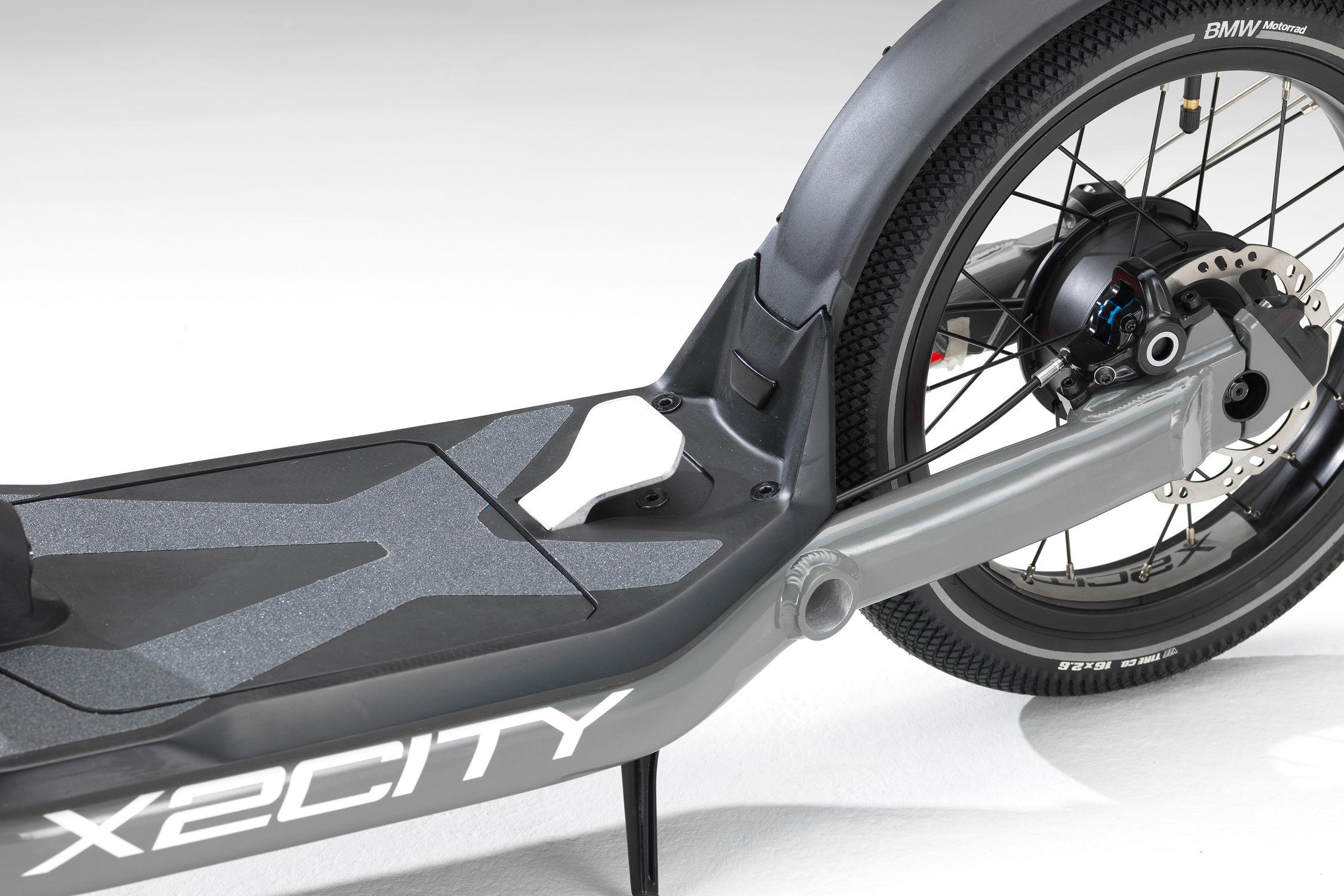 BMW Motorrad X2City Trottinette Lectrique Actualit