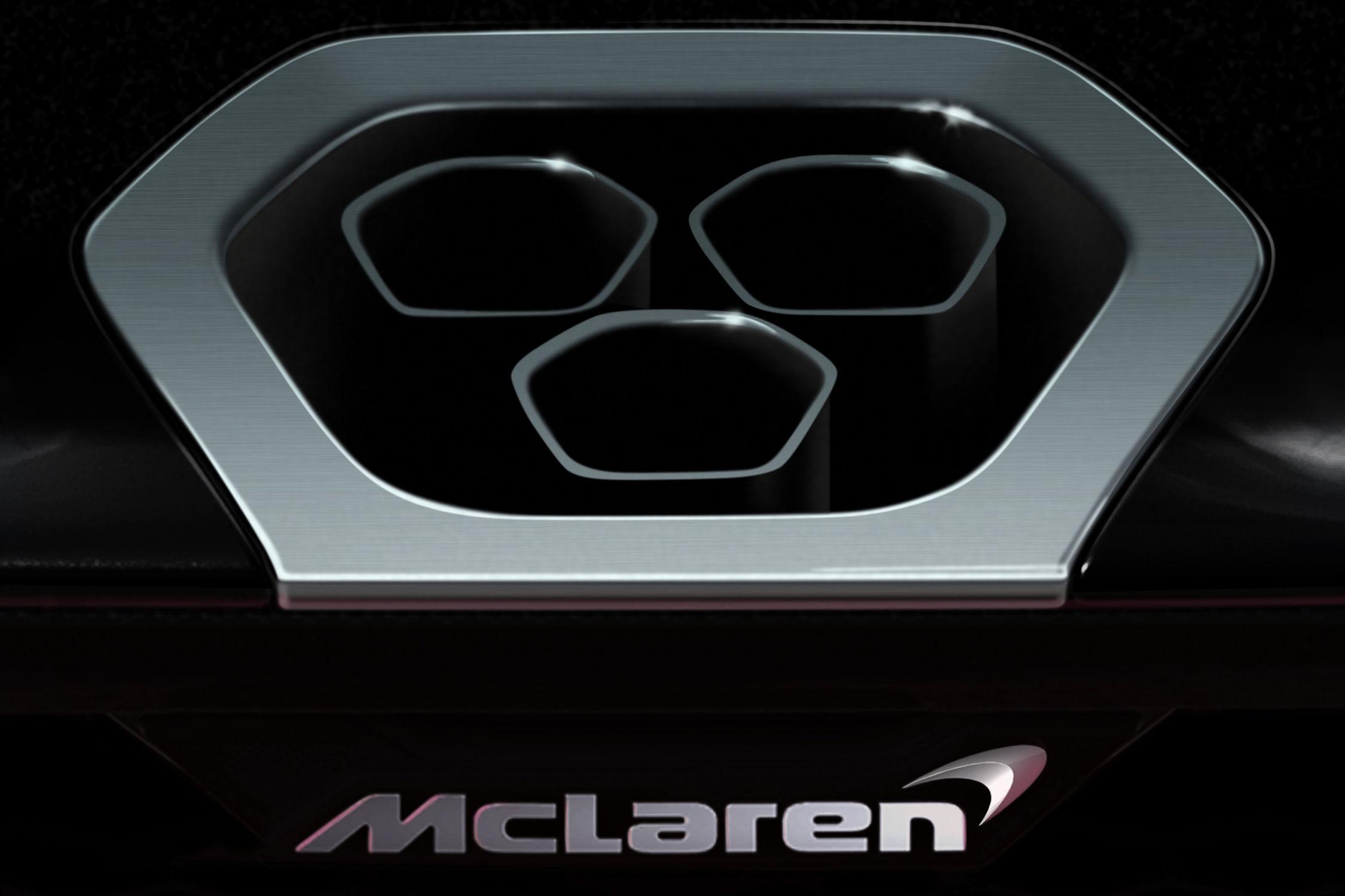 La descendante de la F1 a une date de présentation — McLaren