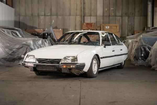 Vente Citroën Heritage — Rapport