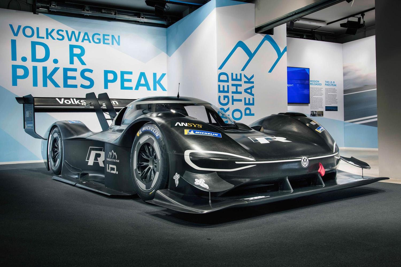 Volkswagen Motorsport présente l'ID R Pikes Peak !