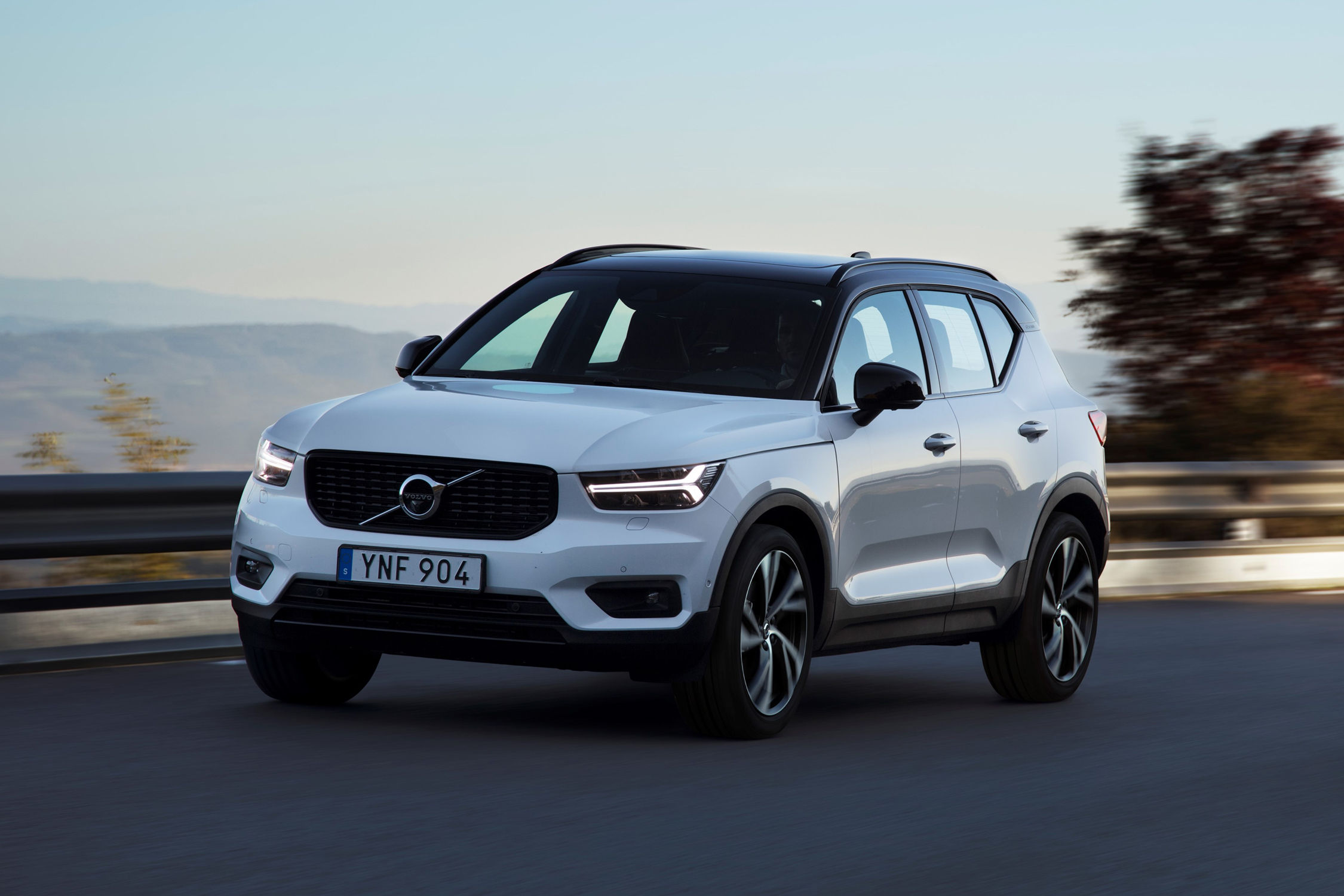 volvo va augmenter la production de son suv xc40 actualit automobile motorlegend. Black Bedroom Furniture Sets. Home Design Ideas