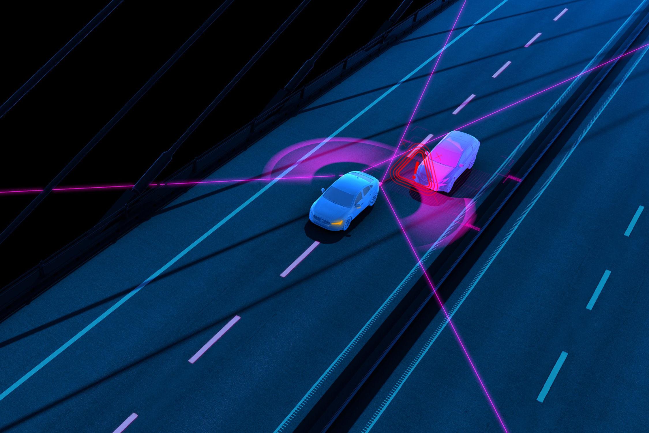 Volvo XC60 : des nouveaux systèmes de détection du danger