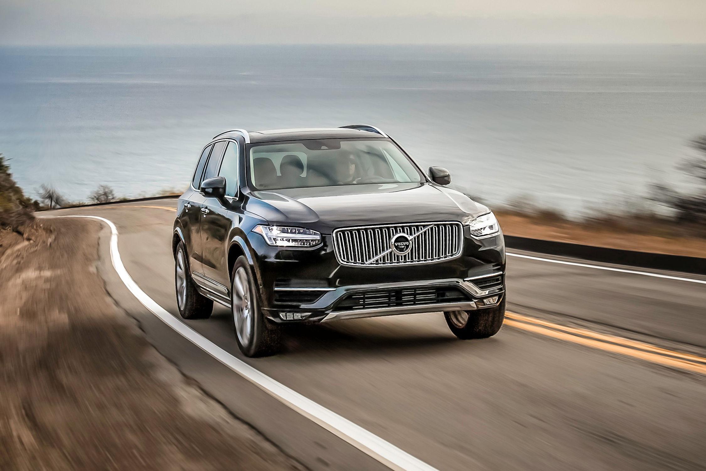 Des voitures produites en Inde — Volvo Cars