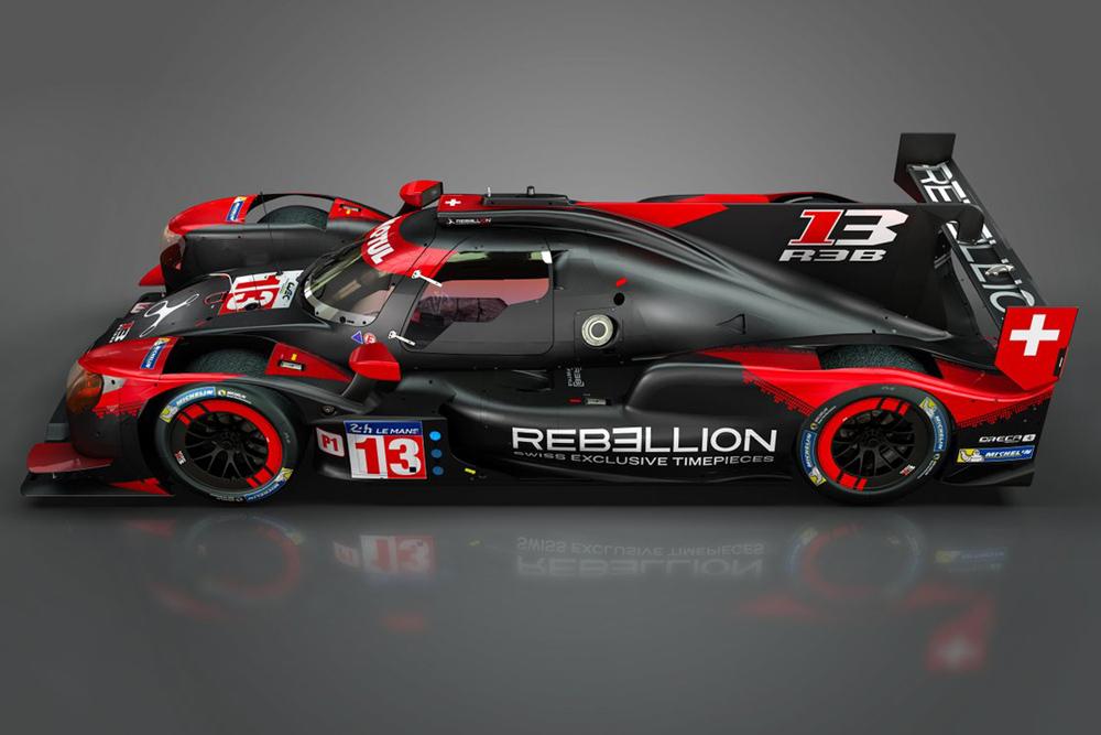 Rebellion dévoile sa R13 pour la Super Saison du FIA WEC