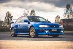 Silverstone Auctions : Subaru 22B STi 1999