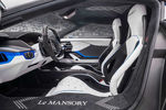 Le Mansory - Crédit photo : Mansory