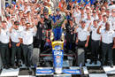 Dallara DW12 Honda à Indy 500 en 2016 - Crédit photo : Mecum Auctions