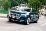 Ventes : chiffres en baisse pour Audi en 2020