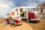 Le VW Combi désormais disponible chez Playmobil