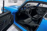 Nouvelles images de la Volvo P1800 Cyan