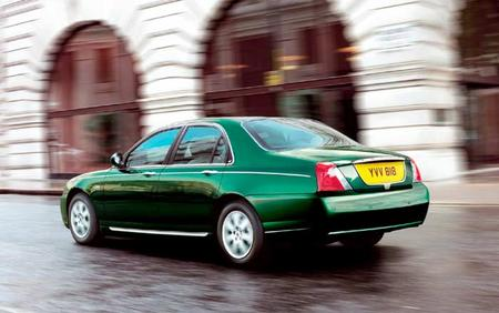 Rover 75 100th Anniversary