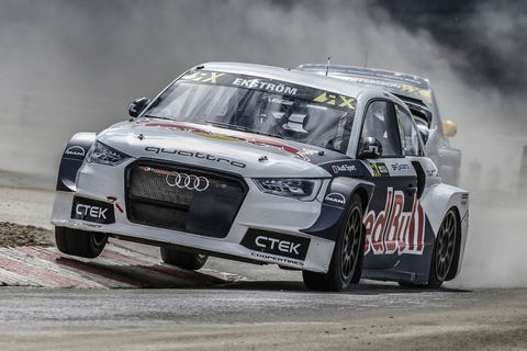Audi Sport renforce son implication en World RX