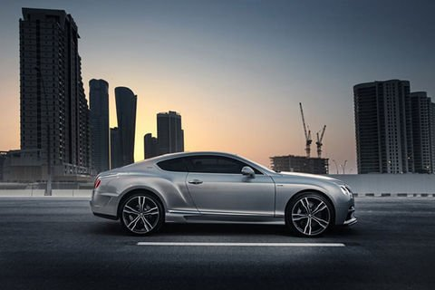 Bentley Continental GT par Ares Design