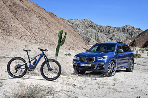 VTT Specialized for BMW Turbo Levo FSR 6Fattie