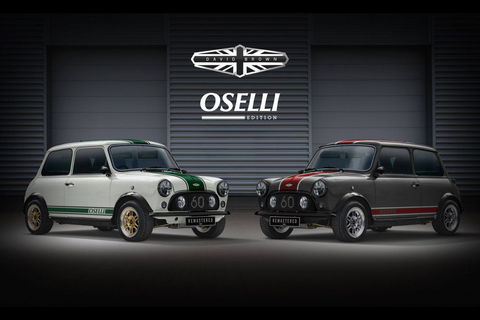 David Brown Automotive Mini Remastered Oselli Edition