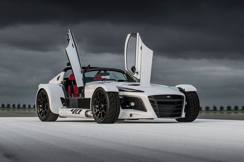 Donkervoort GTO-40 : édition anniversaire
