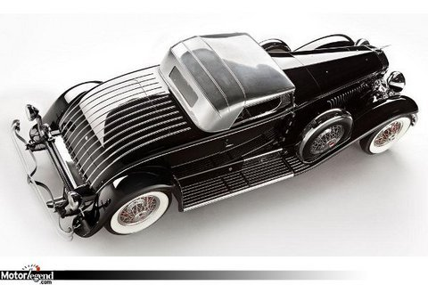 Pebble Beach : Duesenberg Model J 1931