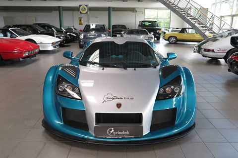 A vendre : Gumpert Apollo Speed 2009