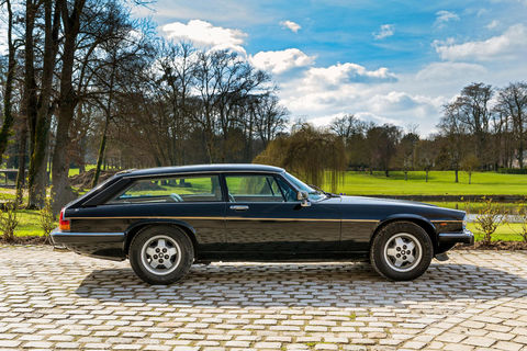 Bonhams : Jaguar XJ-S V12 Lynx Eventer 1984
