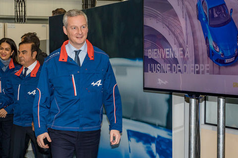 Malus au poids : Bruno Le Maire s'y oppose