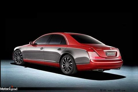 Maybach 57 S China Special Edition